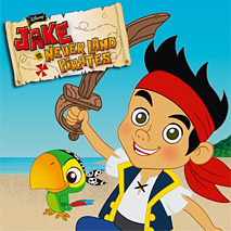 Jake & Neverland Pirates