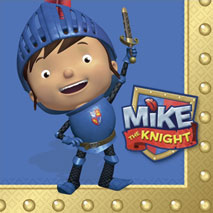 Mike the Knight Party
