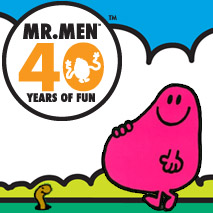 Mr Men Party Range