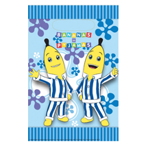 Bananas in Pyjamas Party Loot Bags (8 pack)