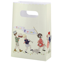 Belle & Boo Paper Party Bags (8 pack)
