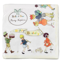 Belle & Boo Paper Napkins (20)