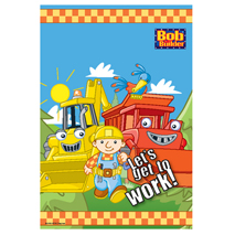 Bob the Builder Loot Bags (8 Pack)