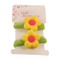 Bright Garden Girl Bobbles (1 pair)