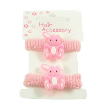Bunny Rabbit Bobbles (1 pair)