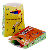 Charlie & Lola Paper Party Bags (8 pack)