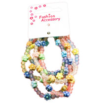 Daisy Bracelets (5 pack)