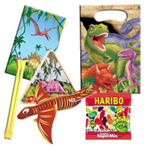 Dino Blast Pre Filled Party Bag