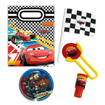 Disney Cars Ready Made Party Bag