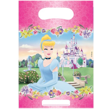 Disney Princess Loot Bags (6 pack)
