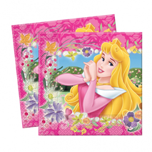 Disney Princess Party Napkins (20)