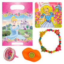 Disney Princess Pre Filled Party Bag
