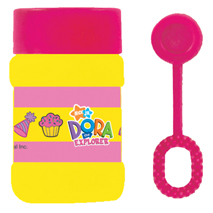 Dora the Explorer Bubbles (6 Pack)