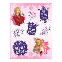 Hannah Montana Stickers (6 Sheets)