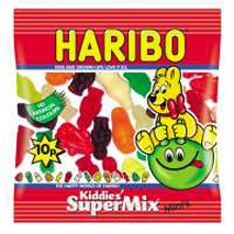 Haribo Kiddies Supermix Minis