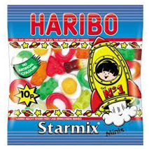Haribo Starmix Minis