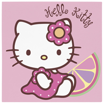 Hello Kitty Bamboo Party Napkins (20)