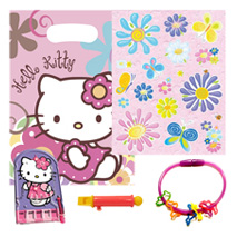 Hello Kitty Pre Filled Party Bag