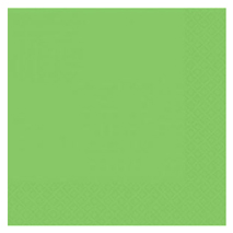 Lime Green Luncheon Napkins (20 Pack)