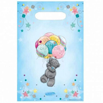 Me to You Balloon Loot Bags (8 pack)