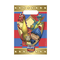 Mike the Knight Party Loot Bags