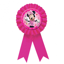 Minnie Mouse Party Award Ribbon