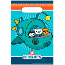 Octonauts Party Loot Bags