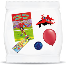Party Bag Filler Pack for Boys