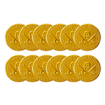 Pirate Coins (12 Pack)