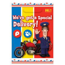Postman Pat Party Lootbags