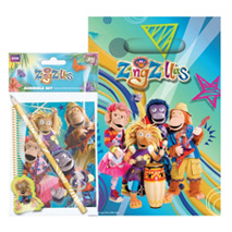 Prefilled Zingzillas Party Bag