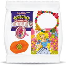 Princess Party Bag Filler Pack