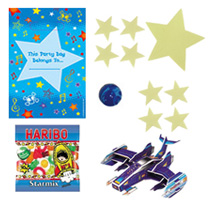 Stars Pre Filled Party Bag