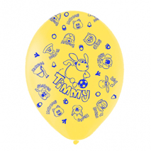 Timmy Time Balloons (6 Pack)