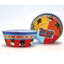 Timmy Time Cupcake Cases