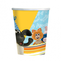 Timmy Time Paper Party Cups (8 Pack)