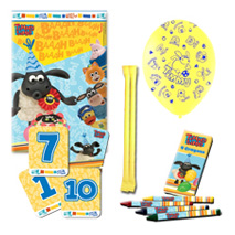 Timmy Time Pre Filled Party Bag