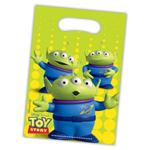 Toy Story Aliens Party Loot Bags