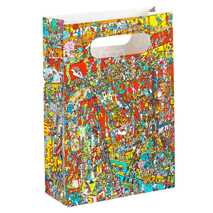 Where's Wally Paper Party Bags (8 pack)