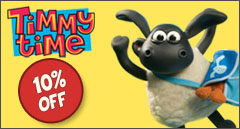 Timmy Time Party Supplies Sale